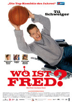Filmplakat: Wo ist Fred.