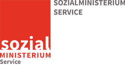 Logo Sozialministerium Service.